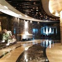 Photo taken at Xindu International Hotel Taizhou (Zhejiang) by Iurii on 6/6/2013