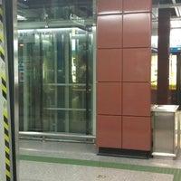 Photo taken at Jiangtailu Metro Station by Iurii on 5/21/2013