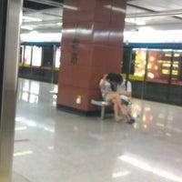 Photo taken at Jiangtailu Metro Station by Iurii on 5/20/2013