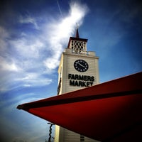 Photo taken at The Original Farmers Market by Randy B. on 1/5/2013