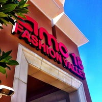 Photo taken at AMC Fashion Valley 18 by Randy B. on 3/31/2013