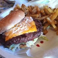 Photo taken at Joy Burger Bar by Brad G. on 11/5/2012