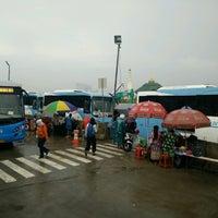 Photo taken at Terminal Lebak Bulus by Kombor K. on 11/27/2016