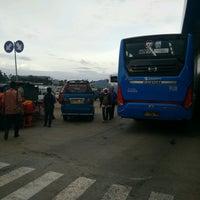 Photo taken at Terminal Lebak Bulus by Kombor K. on 12/13/2016