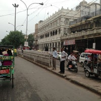 "Photo taken at Chandni Chowk by Axay ""Ax"" P. on 7/20/2013"