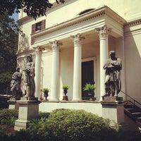 Photo taken at Telfair Museums' Telfair Academy by Jonathan S. on 9/1/2013