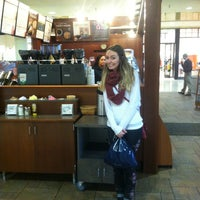 Photo taken at Caribou Coffee by Mary J. on 2/4/2013