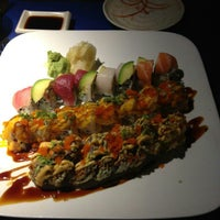 Photo taken at Umi Japanese Fine Dining by Brenda on 5/20/2014