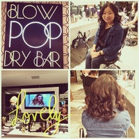 BlowPop Dry Bar UTC