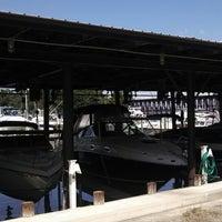 Photo taken at Potomac Marine by Robert S. on 8/24/2013