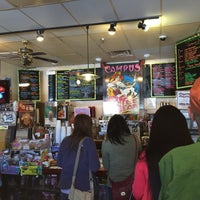 Photo taken at Campus Coffee Bean by Sarah E. on 3/9/2015