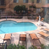Photo taken at Courtyard Tucson Williams Centre by Sarah E. on 2/19/2014