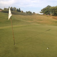 Photo taken at Mirimichi Golf Course by Shawn D. on 8/16/2014