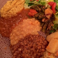 Photo taken at Ethiopiques by Jennifer R. on 11/7/2014