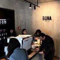 Buna Cafe Mexico City