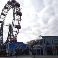 Das Foto wurde bei Riesenradplatz von Duška S. am 2/8/2014 aufgenommen