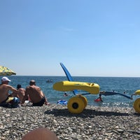 Foto tomada en Самый южный пляж России por Evgeniy R. el 7/8/2018