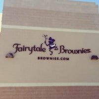 Photo taken at Fairytale Brownies by Jenna O. on 10/1/2013