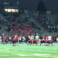 Photo taken at Tustin High School Football Stadium by OG P. on 10/10/2014