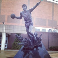 Photo taken at Breslin Center by Nicholas H. on 12/16/2012