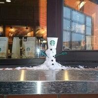 Photo taken at Starbucks by Maria Camila P. on 3/14/2014