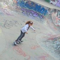 Photo taken at Skatepark - Motta by A A. on 4/15/2013