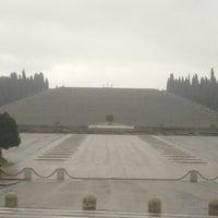 Photo taken at Sacrario militare di Redipuglia by A A. on 3/30/2013