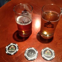 Photo taken at Captain Lawrence Brewing Company by Ben S. on 9/6/2013