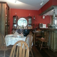 Photo taken at Restaurante Zafferano by Monika T. on 4/18/2014