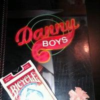 Photo taken at Danny Boy's Italian Eatery by Danielle G. on 9/22/2012