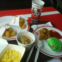 Photo taken at KFC by Tri Dewi A. on 10/14/2012