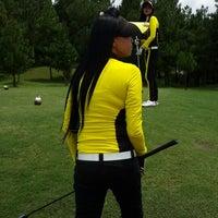 Photo taken at Sentul Highlands Golf Club by Харри Ханави on 12/14/2013