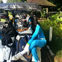 Photo taken at Golf Estate Bogor Raya by Харри Ханави on 3/24/2013