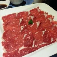 Photo taken at Takemori Shabu-Shabu by Harry H. on 11/25/2012