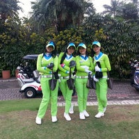 Photo taken at Golf Estate Bogor Raya by Харри Ханави on 7/20/2013