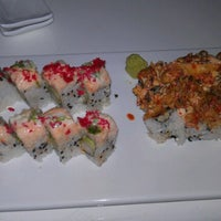 Photo taken at Doma Sushi by Martinique A. on 12/9/2012