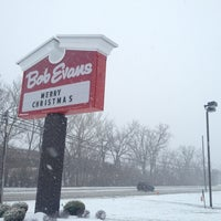 Photo taken at Bob Evans Restaurant by Mike W. on 12/26/2012