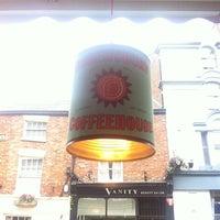 Photo taken at The Shrewsbury Coffeehouse by Adam K. on 7/21/2013