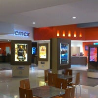 Photo taken at Cinemex by Eunice S. on 1/31/2013