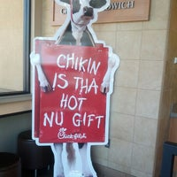 Photo taken at Chick-fil-A by jeff s. on 11/5/2012