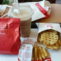 Photo taken at Chick-fil-A by Michelle P. on 7/18/2016