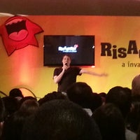 Photo taken at Risadaria Cj. Nacional by Bruno A. on 6/16/2013