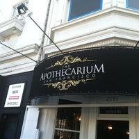 Photo taken at The Apothecarium by Albert SF on 1/26/2013