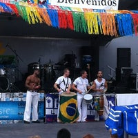 Photo taken at Latin American Festival by Cindy C. on 10/7/2012