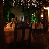 Photo taken at Restaurant La Rueda 1975 by A Salto D. on 12/15/2012