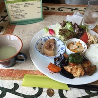Photo taken at 手賀カフェ by E-pon on 11/15/2015