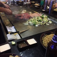 Photo taken at Tokyo II Steakhouse by Tim B. on 10/28/2017