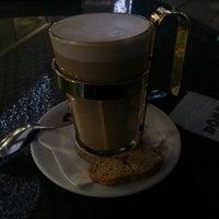 Photo taken at Dôme Café by Zane B. on 1/12/2013
