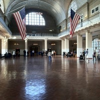 Photo taken at Ellis Island Immigration Museum by Kay W. on 10/14/2012