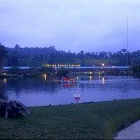 Photo taken at Floating Market Lembang by m yusuf on 5/9/2013